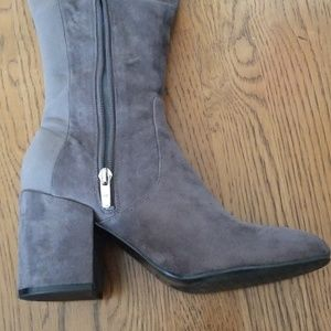 Marc Fisher Over-the-Knee Boots 8.5